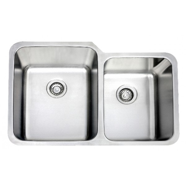 dual kitchen sink