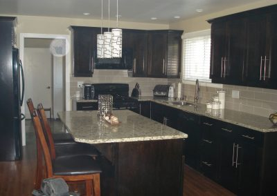 stone kitchen countertop